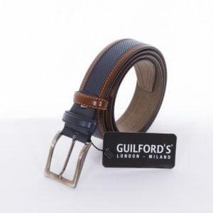 Ανδρική δερμάτινη ζώνη Guilford's