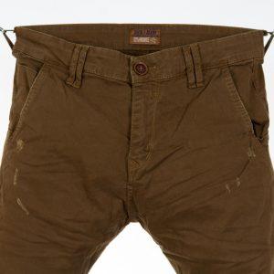 Ανδρικό παντελόνι Back2jeans Brown