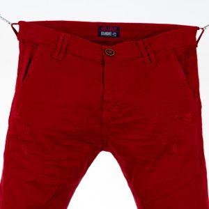 Ανδρικό παντελόνι Back2jeans Red