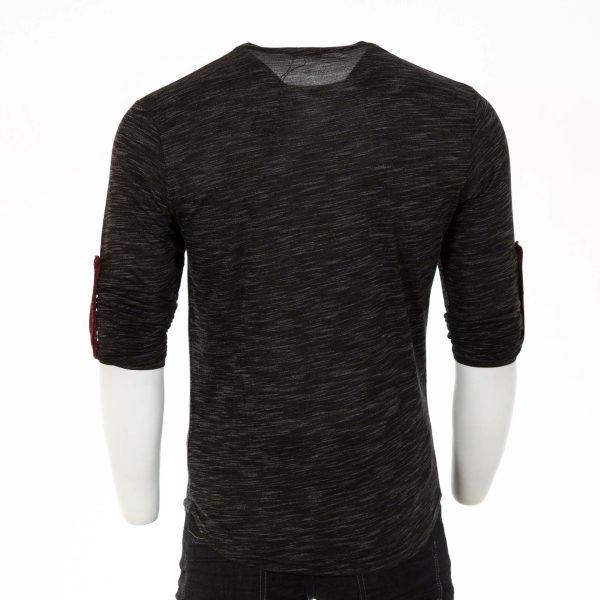 Ανδρική μπλούζα Freewave Black