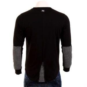 Ανδρική μπλούζα Freewave με μανσέτες