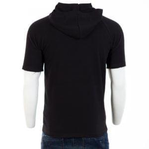 Ανδρική μπλούζα T-Shirt FreeWave Μαύρο