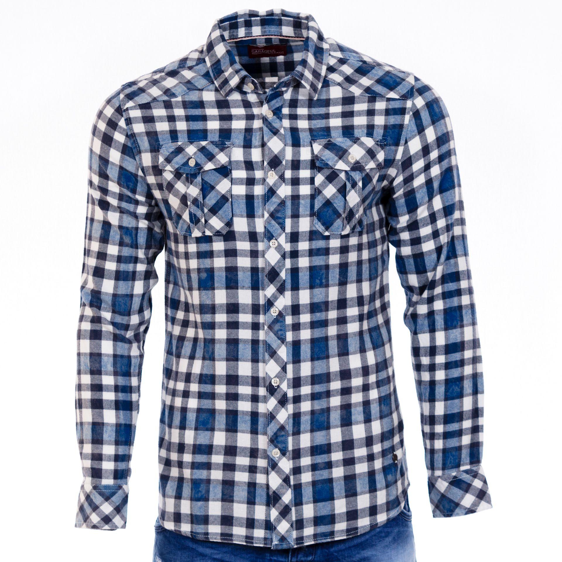 Ανδρικό πουκάμισο Garage Fifty Five
