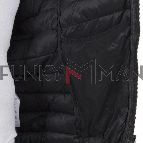 Αμάνικο Μπουφάν-Γιλέκο Puffer Jacket BLEND 20707521 Ανθρακί