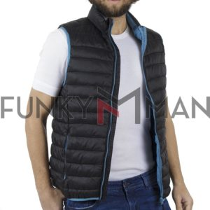 Αμάνικο Μπουφάν-Γιλέκο Puffer Jacket BLEND 20707521 Μαύρο
