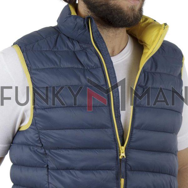 Αμάνικο Μπουφάν-Γιλέκο Puffer Jacket BLEND 20707521 ανοιχτό Μπλε