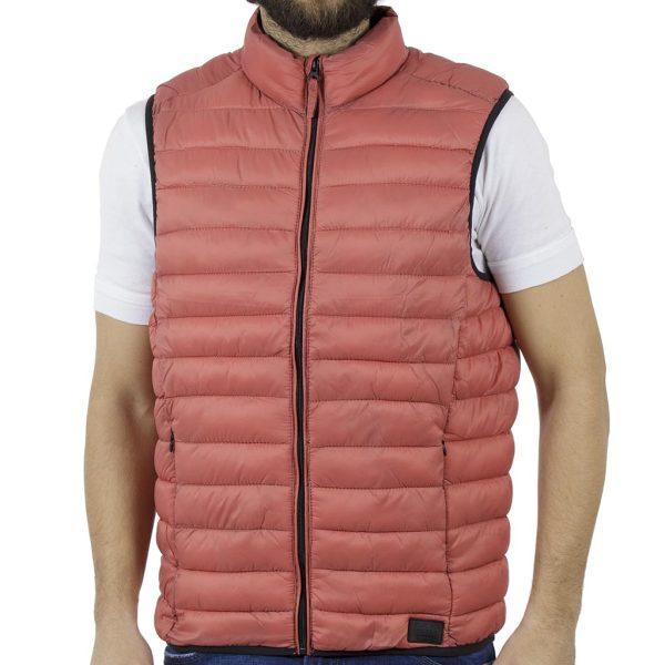 Αμάνικο Μπουφάν-Γιλέκο Puffer Jacket BLEND 20707521 Ροζ