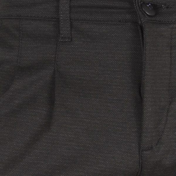 Παντελόνι με Πιέτες Chinos Back2jeans W36 Ανθρακί