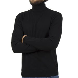 0ae8533ce537 Ζιβάγκο Πλεκτή Μπλούζα SMART   CO 40-206-020 Μαύρο