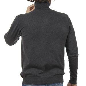 Ζιβάγκο Πλεκτή Μπλούζα SMART & CO 40-206-020 σκούρο Γκρι