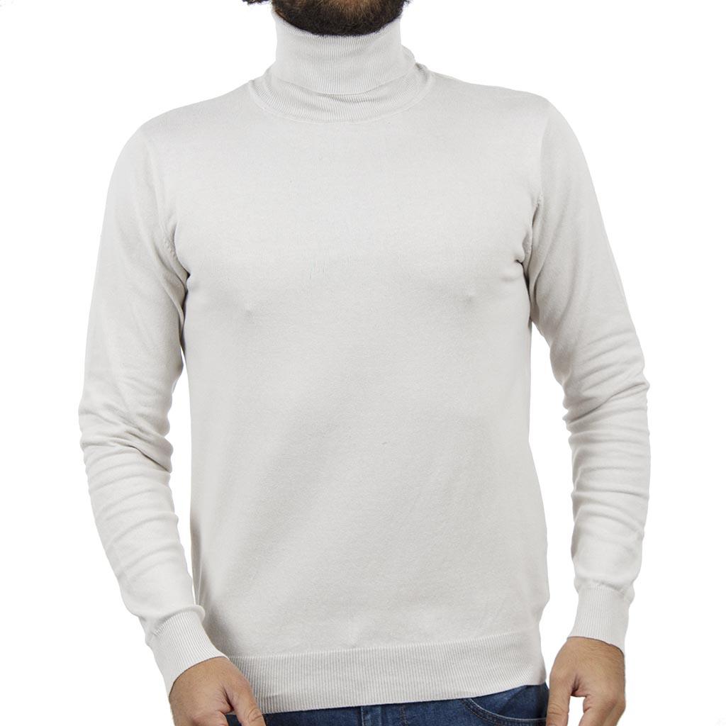 dd9dab571d47 Ζιβάγκο Πλεκτή Μπλούζα SMART   CO 40-206-020 Ice Λευκό