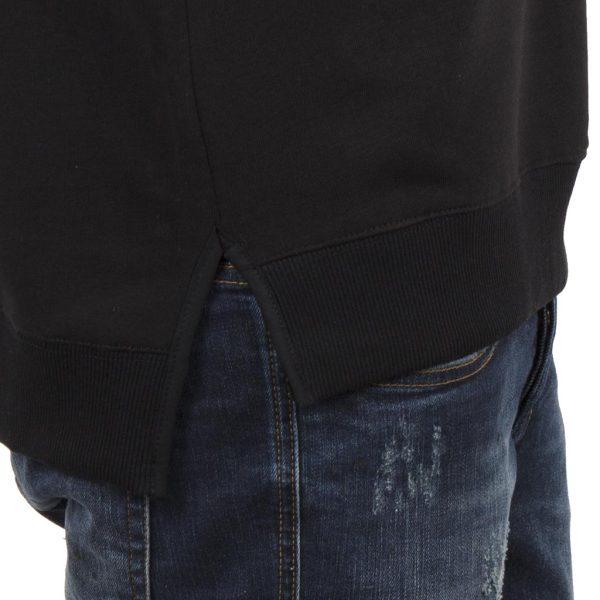 Μακρυμάνικη Μπλούζα FREE WAVE BB GUN 81105 Μαύρο