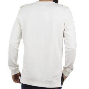 Μακρυμάνικη Μπλούζα FREE WAVE BB GUN 81105 Λευκό