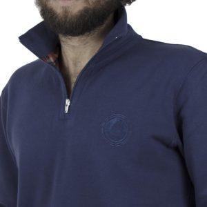 Μπλούζα Φούτερ SNTA S14-1-23 Μπλε