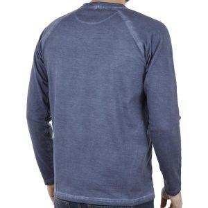 Μακρυμάνικη Μπλούζα SNTA SW16-1-73 Indigo