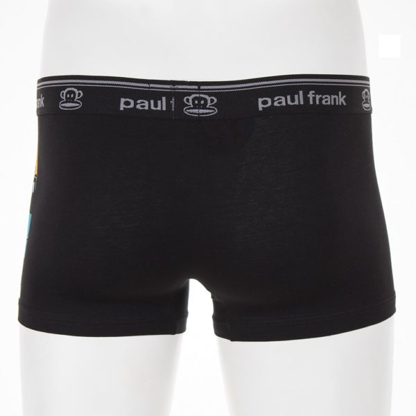 Μποξεράκι Apple Paul Frank PR POP ART 0110253 Μαύρο