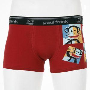 Μποξεράκι Apple Paul Frank PR POP ART 0110253 Κόκκινο