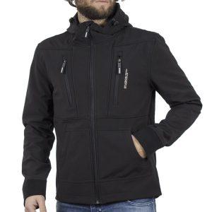Μπουφάν Jacket SPLENDID 40-201-035 Μαύρο