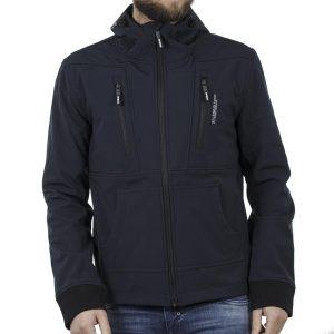 Μπουφάν Jacket SPLENDID 40-201-035 Navy