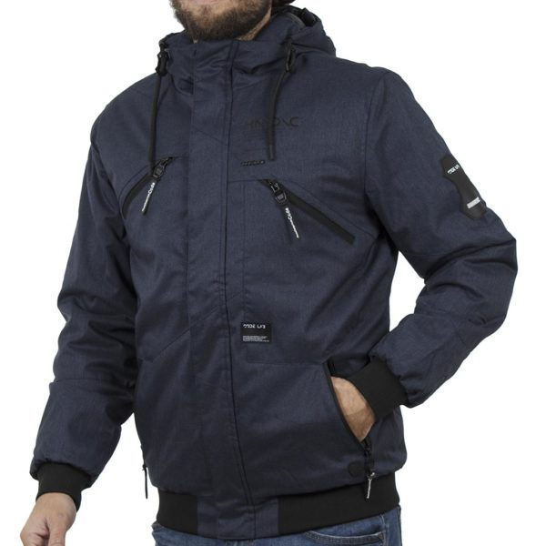 Μπουφάν Jacket SPLENDID 40-201-033 Navy