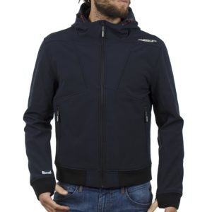 Μπουφάν Jacket SPLENDID 40-201-034 Navy