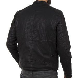 Μπουφάν Jacket SPLENDID 40-201-061 Μαύρο