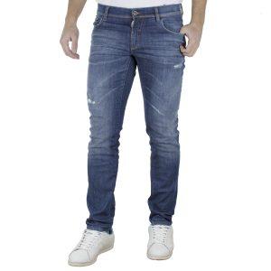 Τζιν Παντελόνι Slim Fit ANTONY MORATO 1-W00930 Μπλε