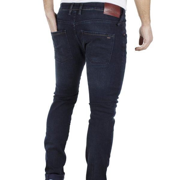 Jean Παντελόνι Slim Fit REDSPOT MARTINE BB σκούρο Μπλε