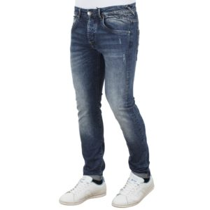 Jean Παντελόνι Slim Fit REDSPOT MARTINE C Μπλε