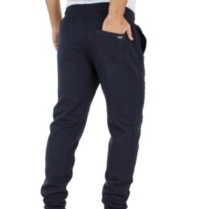 Παντελόνι Φόρμα DOUBLE Jogger Pants MPAN-19 Navy
