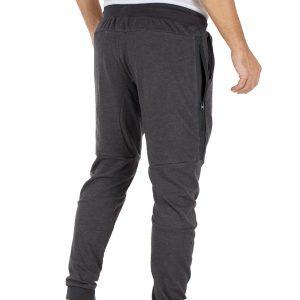 Παντελόνι Φόρμα με Λάστιχα DOUBLE Terry Fleece MPAN-20 σκούρο Γκρι