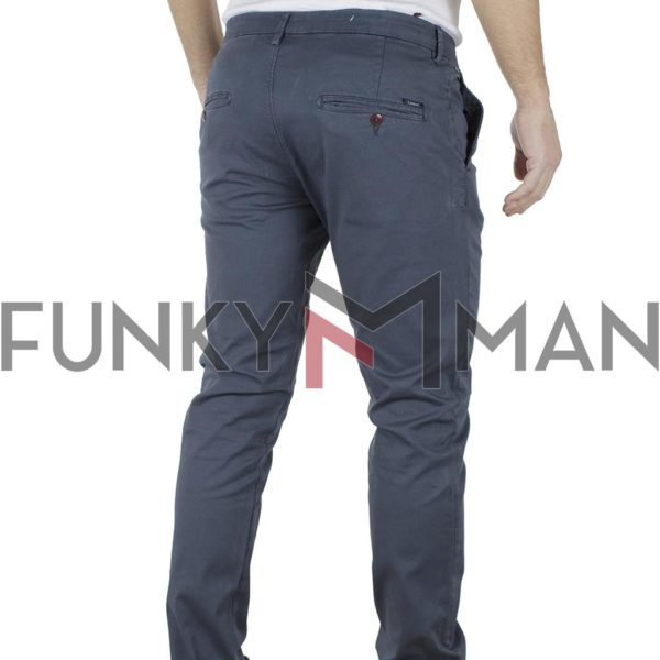 Παντελόνι Chinos Redspot Taylor Steel Grey