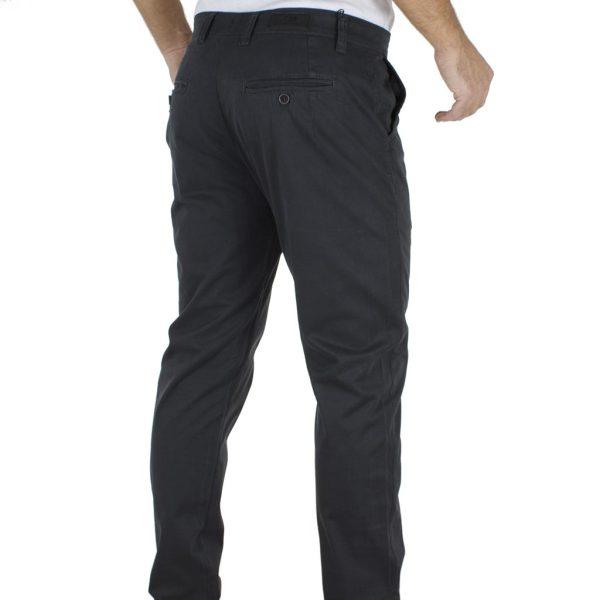 Παντελόνι Casual Chinos DAMAGED jeans D53 Ανθρακί