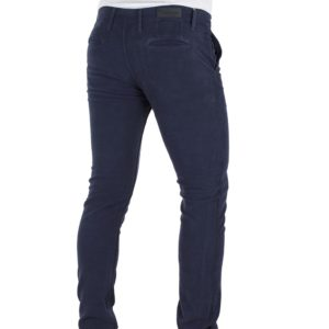 Παντελόνι Casual Chinos DAMAGED jeans MOD 2 Μπλε