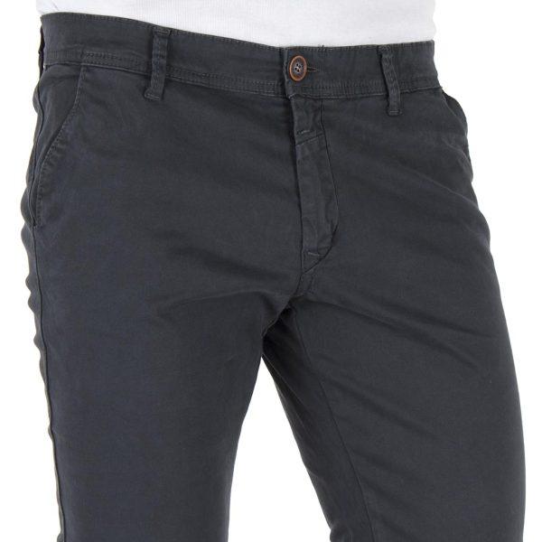Παντελόνι Casual Chinos DAMAGED jeans T61 Ανθρακί