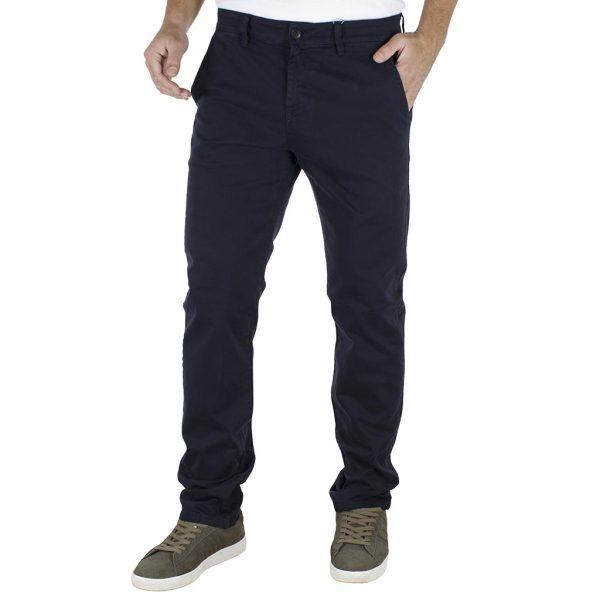 Παντελόνι Casual Chinos SHAFT L5581 Μπλε