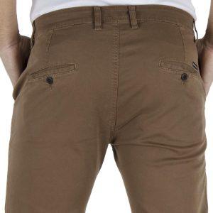 Παντελόνι Casual Chinos SHAFT L5581 Καφέ