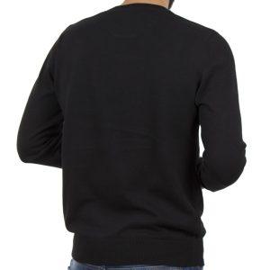 Πλεκτή Μπλούζα Garage55 GAM201-09218 Μαύρο