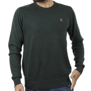 Πλεκτή Μπλούζα Garage55 GAM201-09218 Pesto