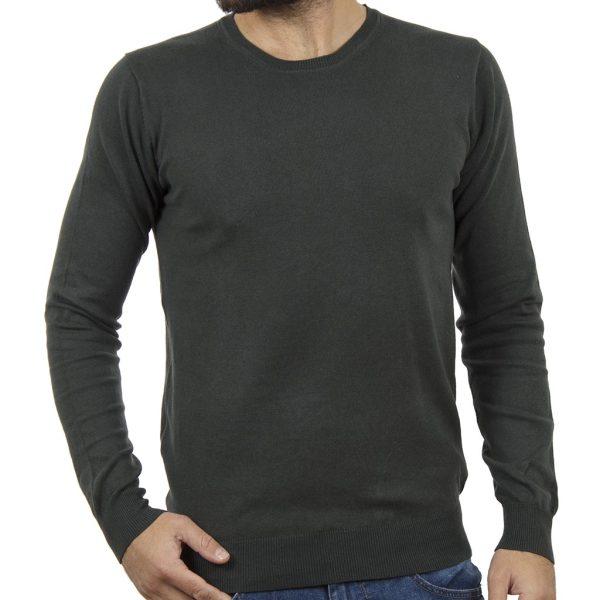 Πλεκτή Μπλούζα SMART & CO 40-206-019 Πράσινο