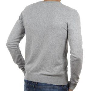 Πλεκτή Μπλούζα SMART & CO 40-206-019 ανοιχτό Γκρι
