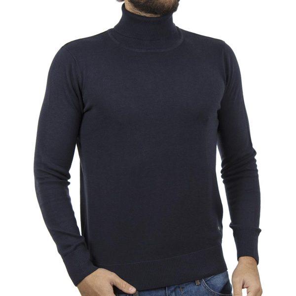 Ζιβάγκο Πλεκτή Μπλούζα BATTERY 061000482 Navy