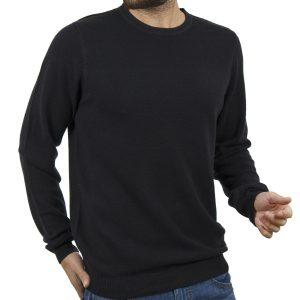 Πλεκτή Μπλούζα Πουλόβερ Garage55 GAM210-09218 Ανθρακί