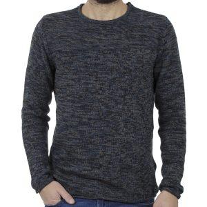 Πουλόβερ Πλεκτή Μπλούζα BLEND 20706293 Stone Blue