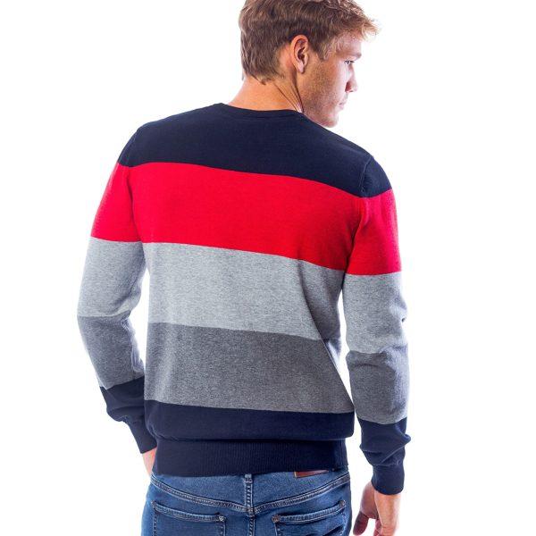 Πουλόβερ Πλεκτή Μπλούζα HEAVY TOOLS HORS Calypso Κόκκινο