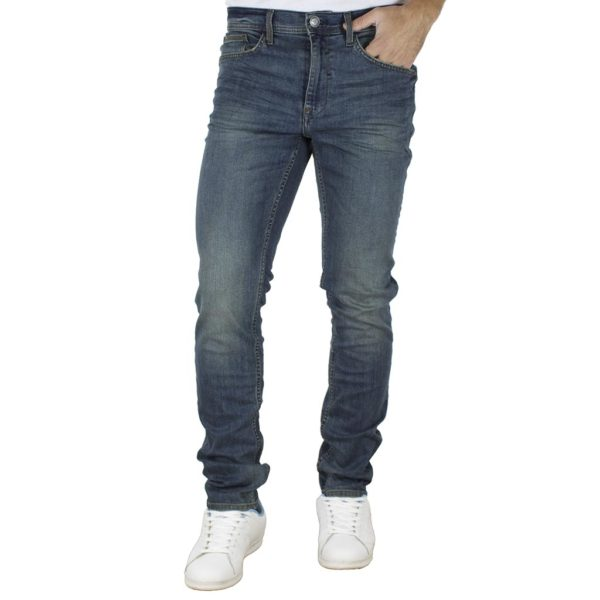 Τζιν Παντελόνι Regular Fit BLEND 20706193 Stone Blue