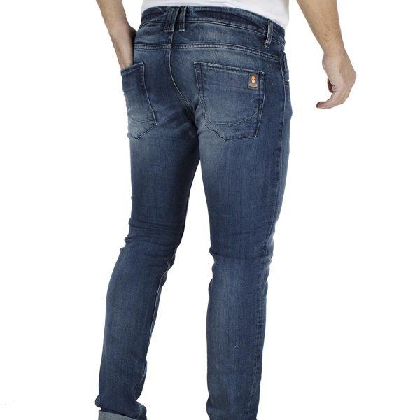 Τζιν Παντελόνι Skinny COVER MARIO D2445 Μπλε