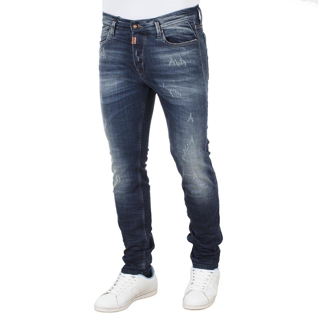 50672795d9c4 Τζιν Παντελόνι Skinny COVER ROYAL F42558 Μπλε