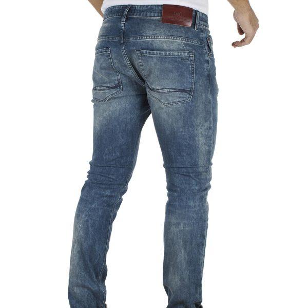 Τζιν Παντελόνι Regular Fit REDSPOT BONO F Μπλε