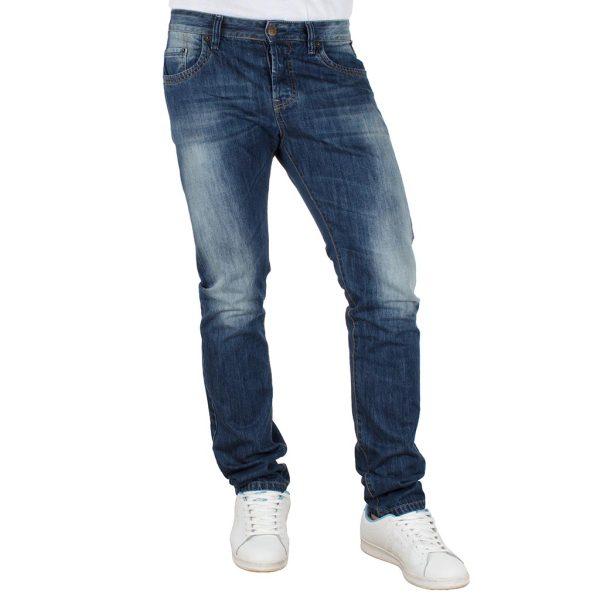 Τζιν Παντελόνι SHAFT Jeans 8511 Μπλε
